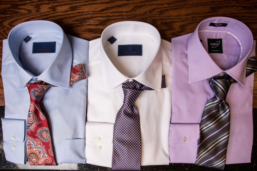 Furnishings & Accessories - shirts with ties